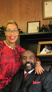 Pastor Gregory & Lady Tammy Reaves
