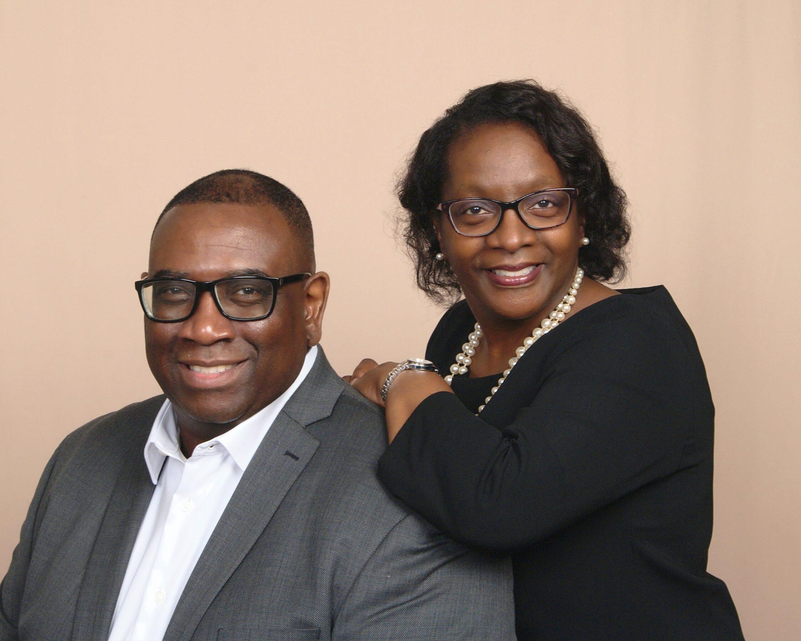 Pastor DeJale & Lady Kella Solomon